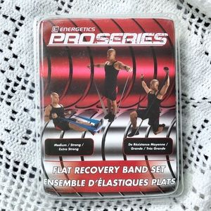 3/$30 New fitness recovery elastic band